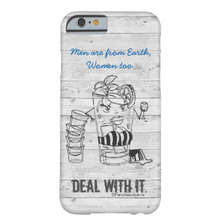 """""""Deal with it."""" Iphone 6/6s Cover"""