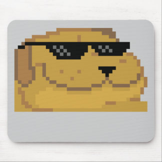Deal With it Smugdog Mouse Pad