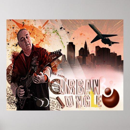dean band poster urban