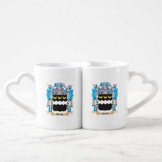 Dean Coat of Arms - Family Crest Lovers Mug Set
