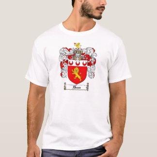 DEAN FAMILY CREST -  DEAN COAT OF ARMS T-Shirt