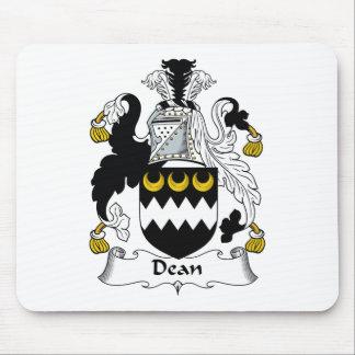 Dean Family Crest Mouse Mat