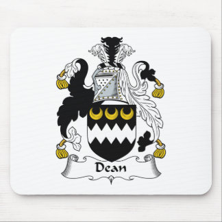Dean Family Crest Mouse Pad