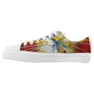 Dean Jeans Co. Street Spin Art Shoes
