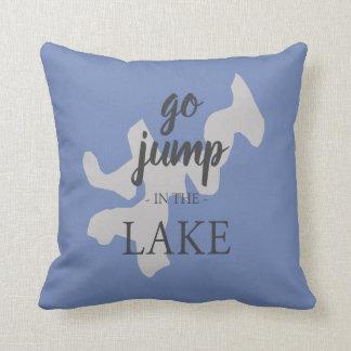 Dean Lake Cushion