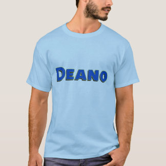 Deano Blue T-Shirt