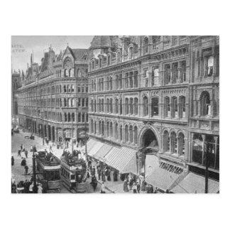 Deansgate, Manchester, c.1910 Postcard