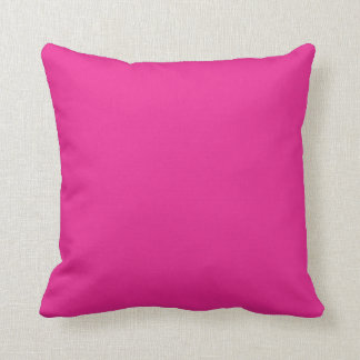 deap pink cushion