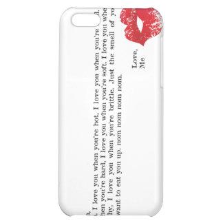 Dear Bacon iPhone 5C Case