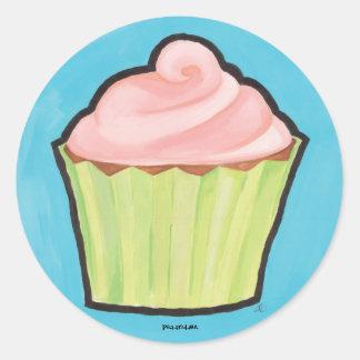 Dear Cupcake stickers