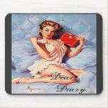 Dear Diary mousepad