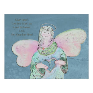 Dear Heart Angel Poster