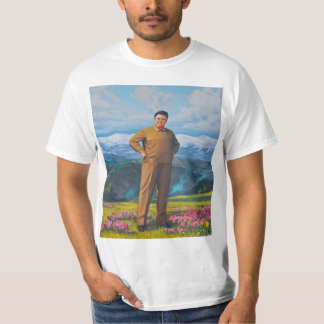 dear leader of best korea T-Shirt