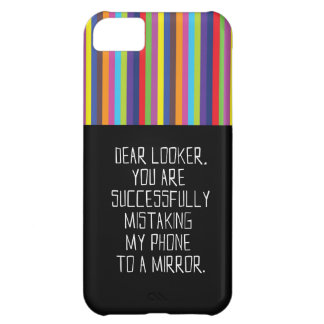 Dear looker Collection iPhone 5C Cases