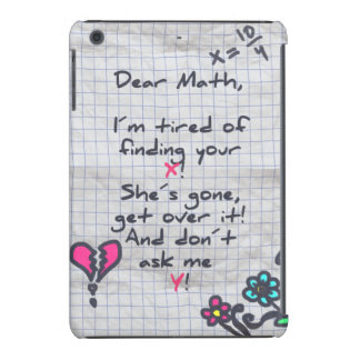 Dear Math iPad Mini Cover