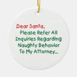 Dear Santa Attorney