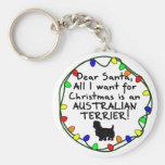 Dear Santa Australian Terrier
