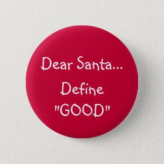Dear Santa... - button
