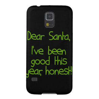 'Dear Santa...' Galaxy S5 Covers