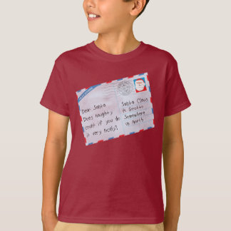 Dear Santa Naughty Done Nicely T-Shirt