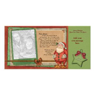 Dear Santa Photo Cards