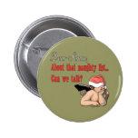Dear Santa Series Pins