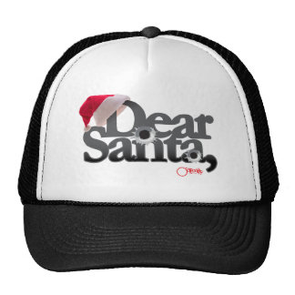 Dear Santa Wear this to any event Letter to Santa Cap
