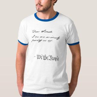 Dear Senate T-Shirt
