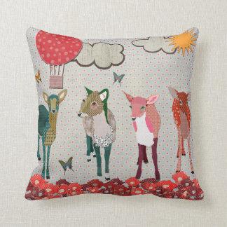 Dearest Dear Sunny Day Mojo Pillow Cushions