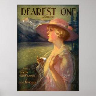 Dearest One Print
