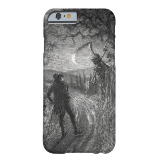 Death and Dr. Hornbook Barely There iPhone 6 Case