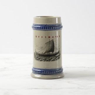 Death and Honor runic stein Coffee Mug