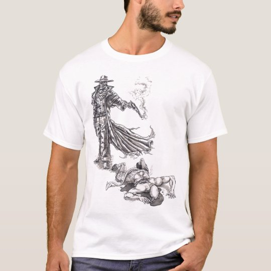 Death and the Devil T-Shirt