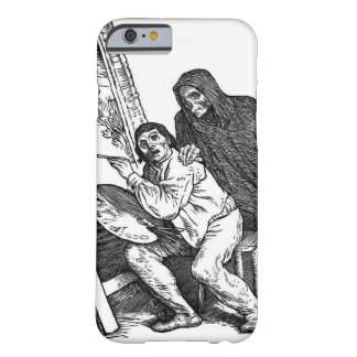 Death and the Painter Barely There iPhone 6 Case