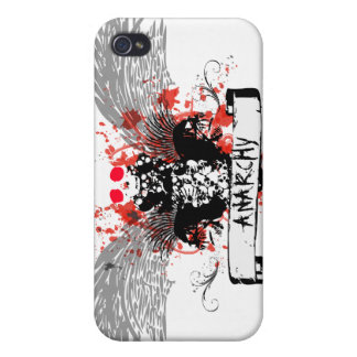 Death Angel Cover For iPhone 4