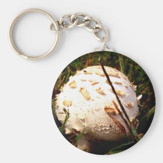 Death Angel Mushroom Keychains
