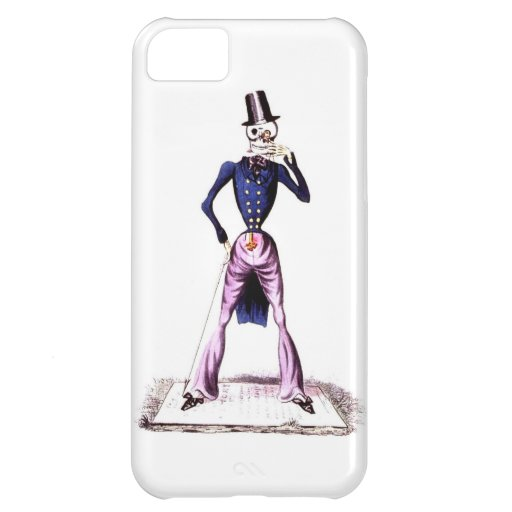 Death as a Gentleman iphone 5 case