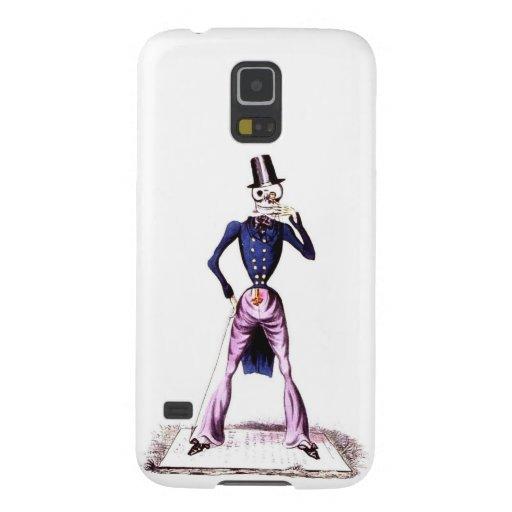 Death as a Gentleman Samsung Galaxy S5 case