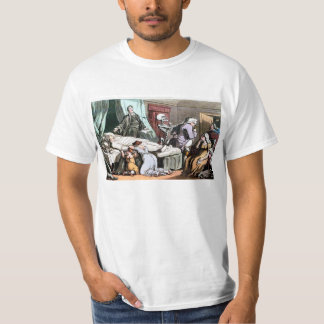 Death at the Deathbed T-shirt