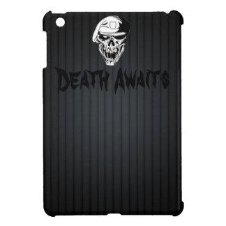 Death Awaits iPad Case