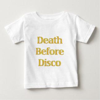 Death-Before-Disco Shirt