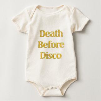 Death-Before-Disco Bodysuits
