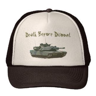 Death before Dismount Cap