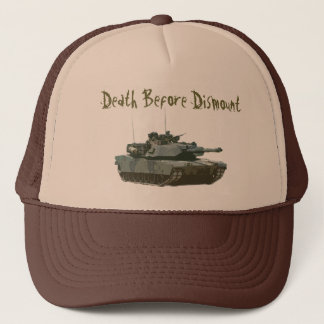 Death before Dismount Trucker Hat