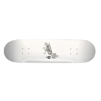 death bug3 custom skateboard