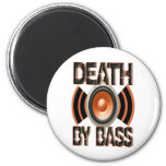 DEATH by BASS Magnets