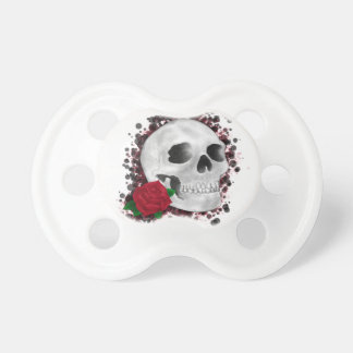 Death By Beauty Design Pacifiers