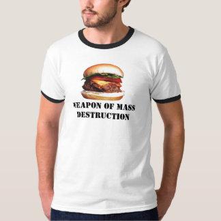 Death by Cheeseburger T-Shirt
