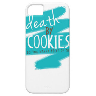 Death by Cookies II iPhone 5 Cover