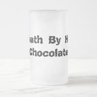 Death By Hot Chocolate Coffee Mug